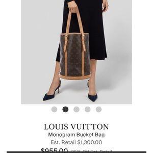 Authentic Luis Vitton handbag